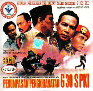 The G30S PKI Movie